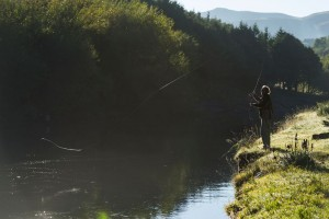 Semonkong - trout fishing